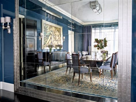 deco home interior modern dining room by hagan interiors by