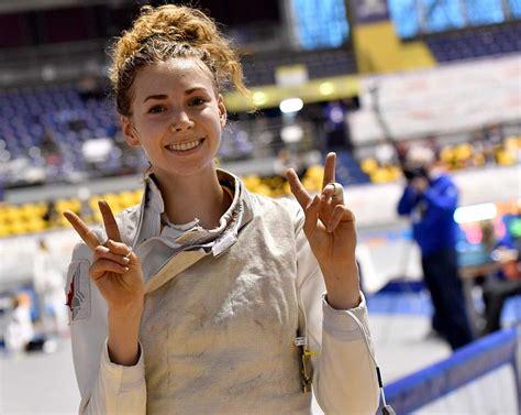 eleanor harvey finishes womens foil grand prix turin