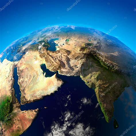 beautiful earth arabian peninsula  india  space