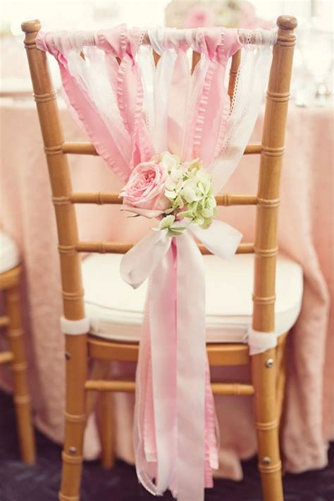 Decorating Chair For Baby Shower - sedie matrimonio idee e spunti per decorarle
