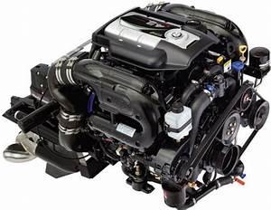 Mercury Mercruiser Marine Engine Gm V6 262 Cid  4 3l