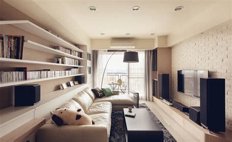 Narrow Living Room Layout With Fireplace by Cat House 15 Interior Design Ideas