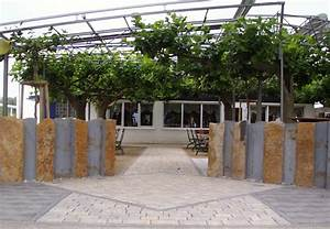 Gestaltung einer gastronomie terrasse garten von gartner for Gestaltung terrasse