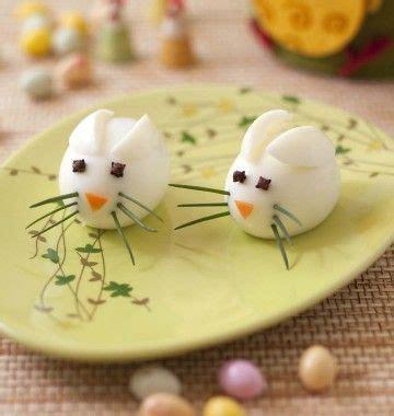 souris cuisine petites souris en oeuf dur recette cuisine et photos