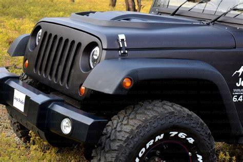 mahindra jeep thar 2017 mahindra thar customised stunningly into a jeep wrangler