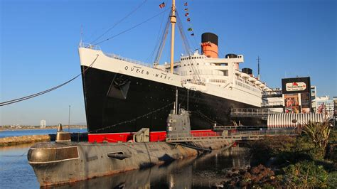 See inside the massive RMS Queen Mary CNET