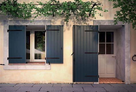 couleur peinture volets bois