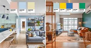 4, Hdb, Bto, Interior, Design, Ideas, With, Beautiful, Pantone, Colour, Palettes, For, Themed, Homes