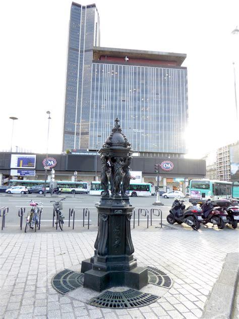 code postal montparnasse fontaine wallace bd du montparnasse 75006