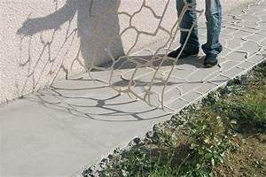 Peinture Terrasse Béton : le b ton projet polytrames polytrames ~ Premium-room.com Idées de Décoration