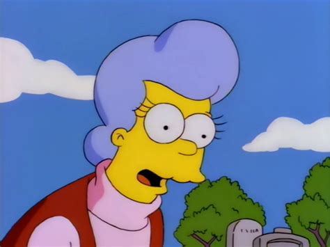 mother simpson wikisimpsons  simpsons wiki
