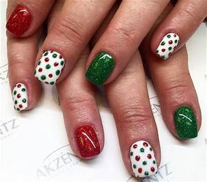 Best 25+ Christmas manicure ideas on Pinterest   Xmas ...