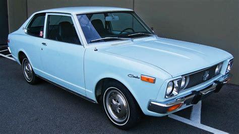 Not A Hilux: 1972 Toyota Carina