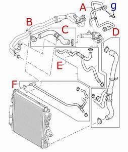 Land Range Rover Sport Lr3 Genuine Oem Radiator To