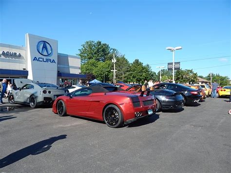 Exotic Car Show  Sunnyside Acura