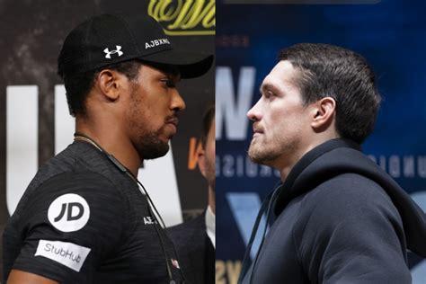 Usiks - elites bokseris bez pastāvīga trenera, bet ar plānu iet Ali pēdās - sportapils