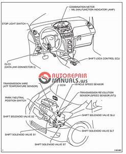 Free Download  Toyota Yaric Repair Manuals  U340