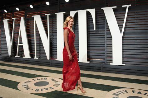 Karlie Kloss Vanity Fair Oscar Party Los Angeles