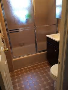 towel storage ideas for small bathroom remodel a small 5x6 bathroom w tub
