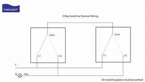 Diagram For Wiring A Three Way Switch
