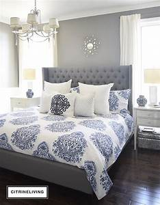 23, Best, Grey, Bedroom, Ideas, And, Designs, For, 2021