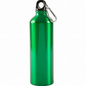 alpine aluminum water bottle 25 oz personalized water With custom water jugs