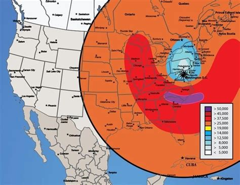 range of nuclear bomb are your gadgets safe from solar storms and nuclear attacks 171 mad science