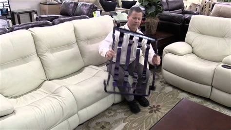 Upholstery In Orlando by Sanford Flexsteel Sofa Leather Sectional Seat