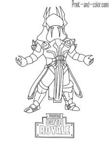 fortnite coloring pages king drawing coloring pages  boys