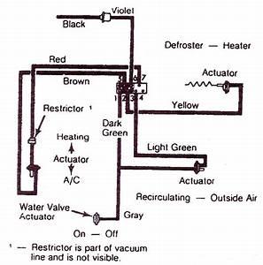 AC Control Head Vacuum Check Valve - Turbo Dodge Forums