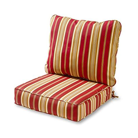 compare price patio furniture seat cushions on