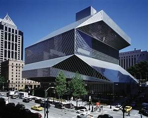More About  Seattle Central Library  U2013 Seattle  Washington