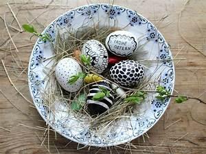 Gekochte Eier Dekorieren : ideen f r ostern eier dekorieren einmal anders ideen und inspirationen wohndesign dekoration ~ Markanthonyermac.com Haus und Dekorationen