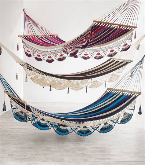 Crochet Hammock by How To Make A Crocheted Hammock The Owner Builder Network