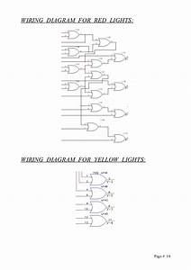 Traffic Lights Logic Controller