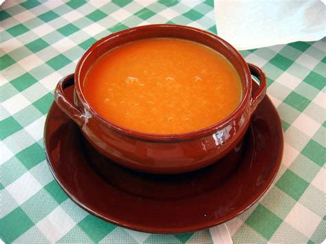 cuisine tomate cómo preparar un gazpacho