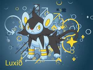Pokemon GO Luxio HQ Wallpapers | Full HD Pictures