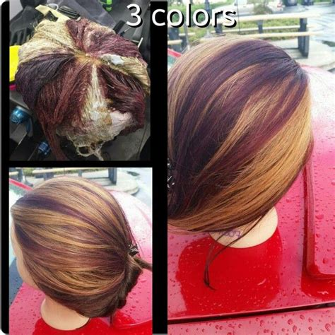 Coloring Hair by New Hair Coloring Technique Pinwheel Color The