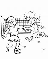 Football Coloring Soccer Pages Match Topcoloringpages Goal Deviantart Drawing Player Colouring Sheets Children Printable Asu Players Getdrawings Templates Template sketch template