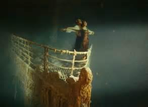 Titanic Underwater Ghosts