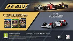 F1 2017 Jeux Video : f1 2017 special edition pc jeux vid o ~ Medecine-chirurgie-esthetiques.com Avis de Voitures
