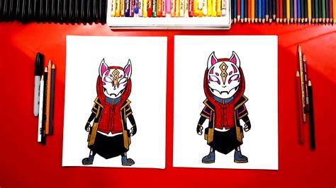 draw drift  fortnite art  kids hub