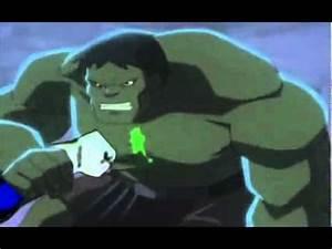 Hulk vs Vegeta.avi - YouTube