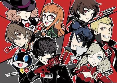 Persona Character Manga Illustration Anthology Revealed Fan