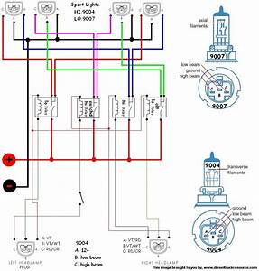 Sport Light Wiring - Dodge Diesel