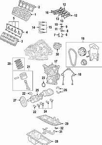 Dodge Durango Engine Timing Cover  5 7 Liter  5 7 Liter