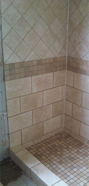 shower tile design      mosaic floor