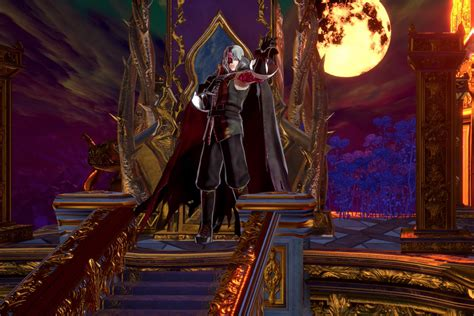 bloodstained ritual   night endings guide polygon