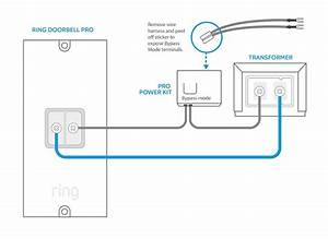 Ring Doorbell Pro Wiring Schematic
