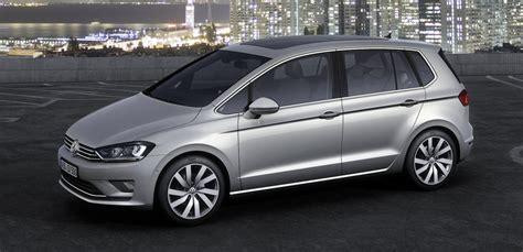 2019 Volkswagen Golf Sportsvan Concept  Car Photos